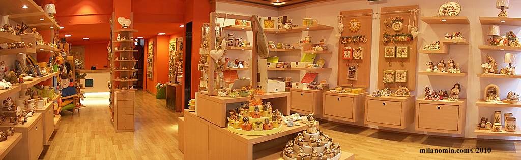 Thun milano negozio thun milano rivenditore thun for Sito regalo oggetti
