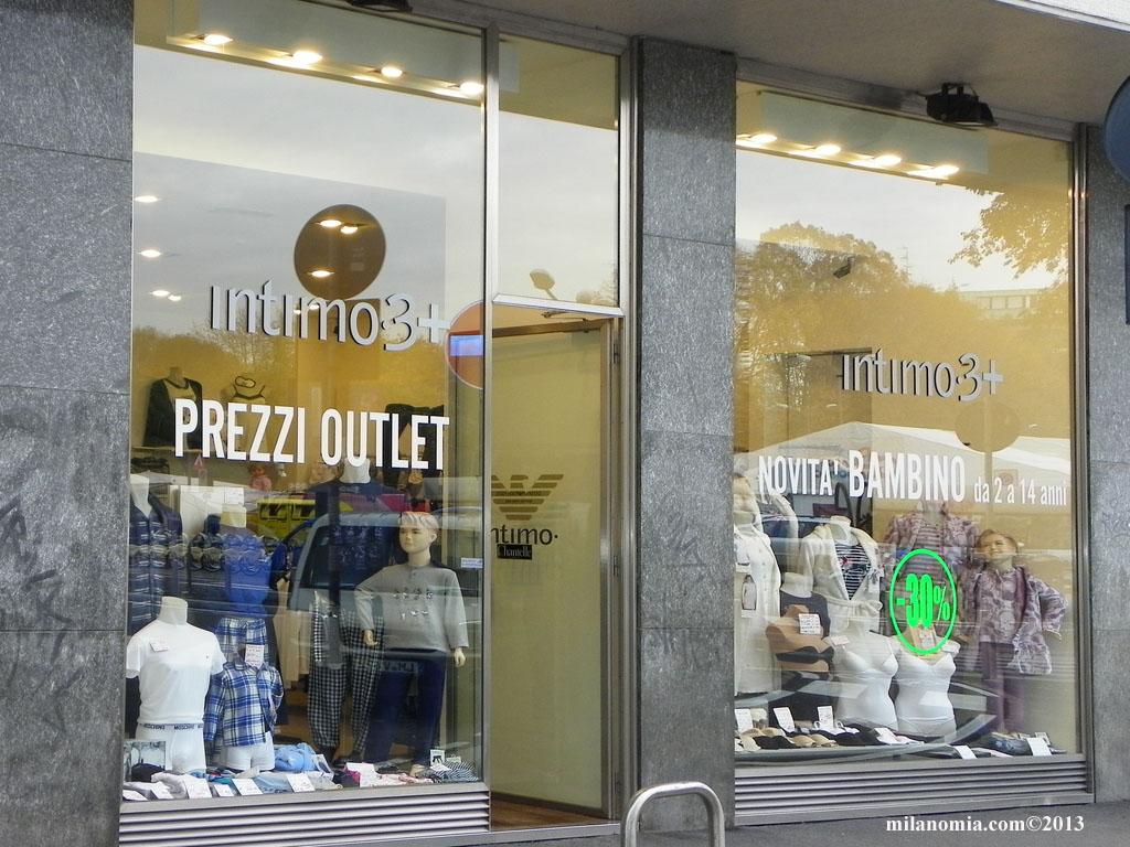 Intimo 3+ Outlet Costumi Da Bagno Milano - MilanoMia.com