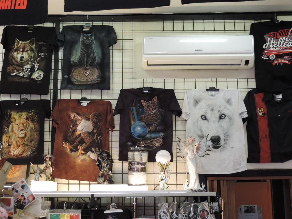 Carnaby Street Rock Bazar abbigliamento alternativo Cesano Maderno