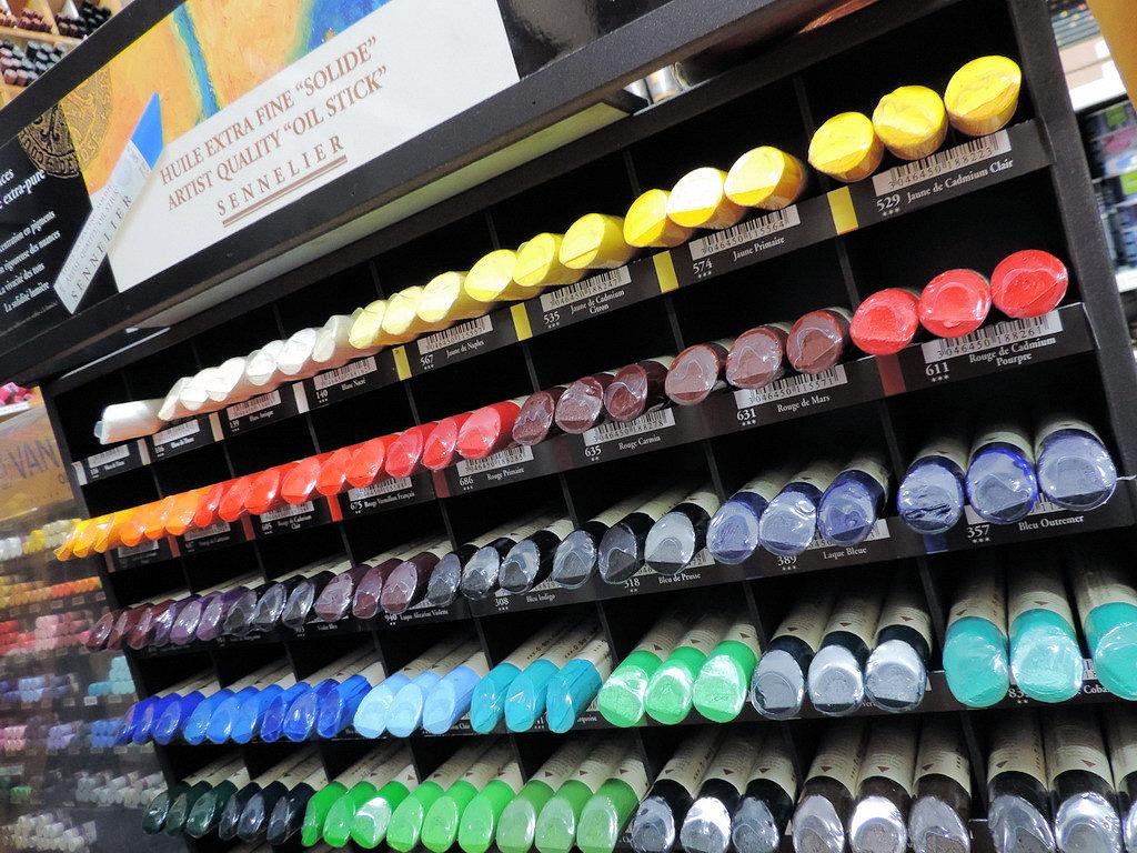 Colorificio Pecchio Belle Arti Milano