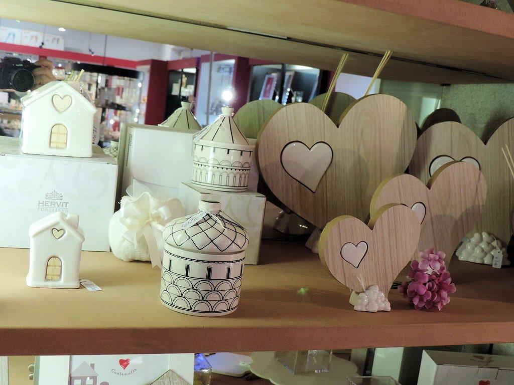 Confetti Rossetti Milano Confetteria Bomboniere Articoli regalo