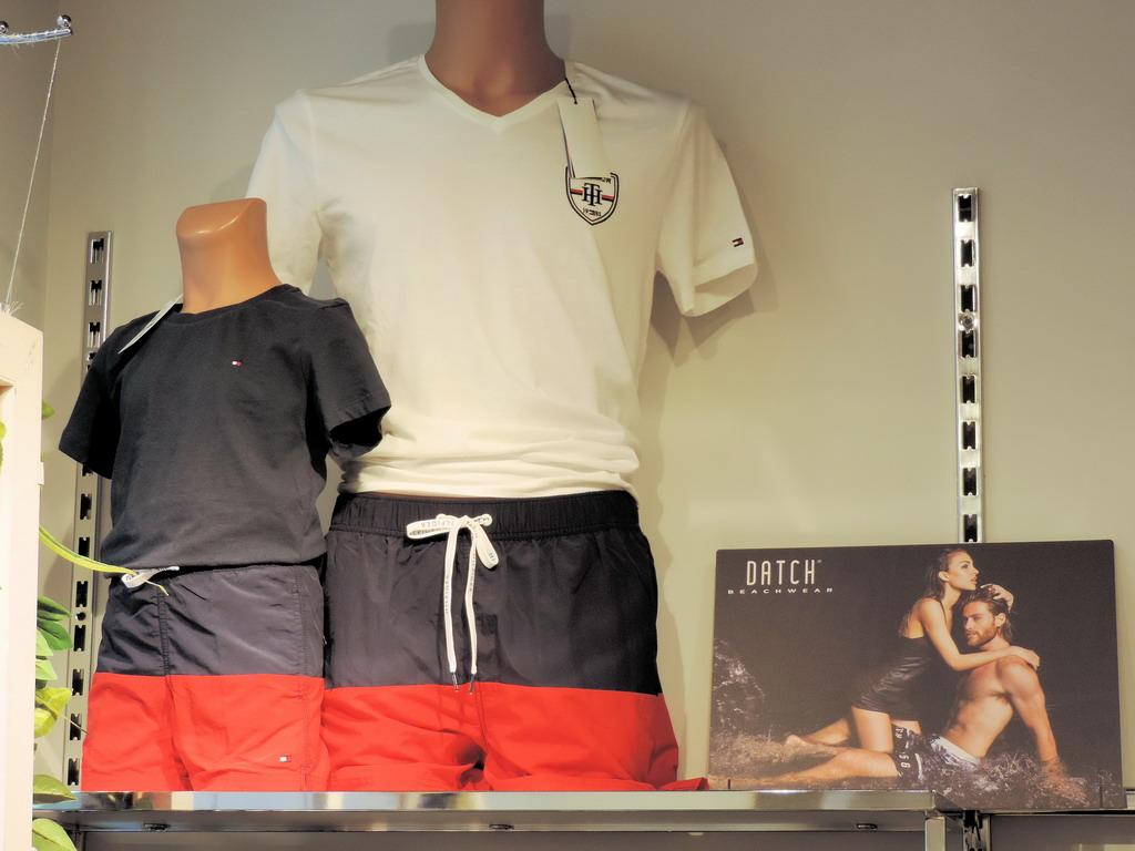 Intimo 3+ lingerie moda mare Milano