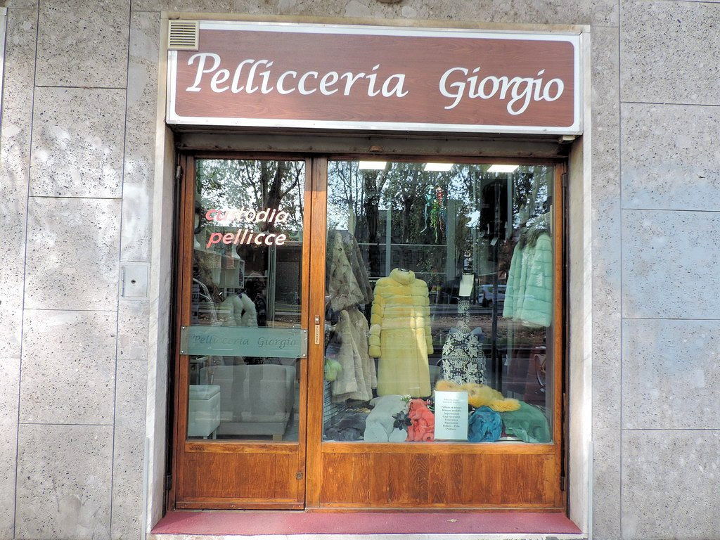 Pellicceria Giorgio Milano