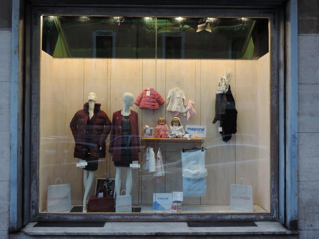 Virgin's abbigliamento donna bambino Milano