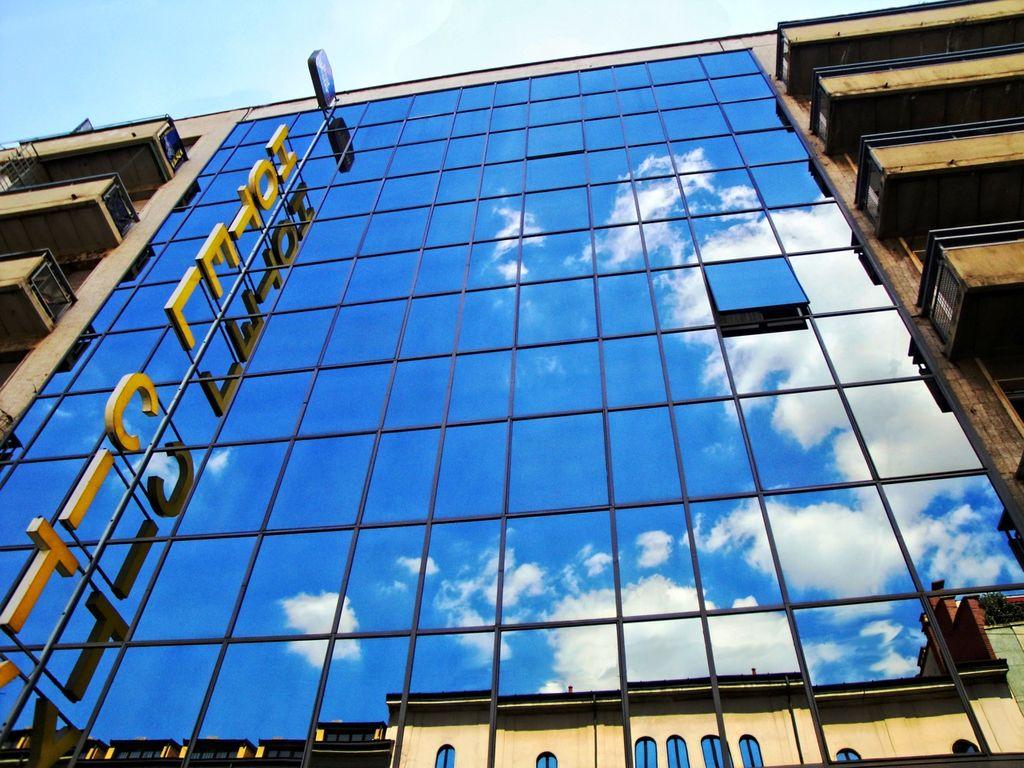 best western hotel city albergo 3 stelle milano