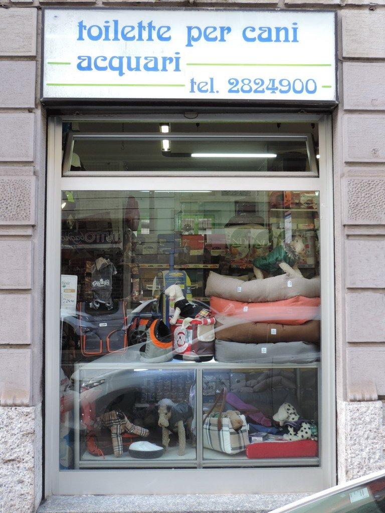Animal Garden Articoli per Animali Toelettature Milano