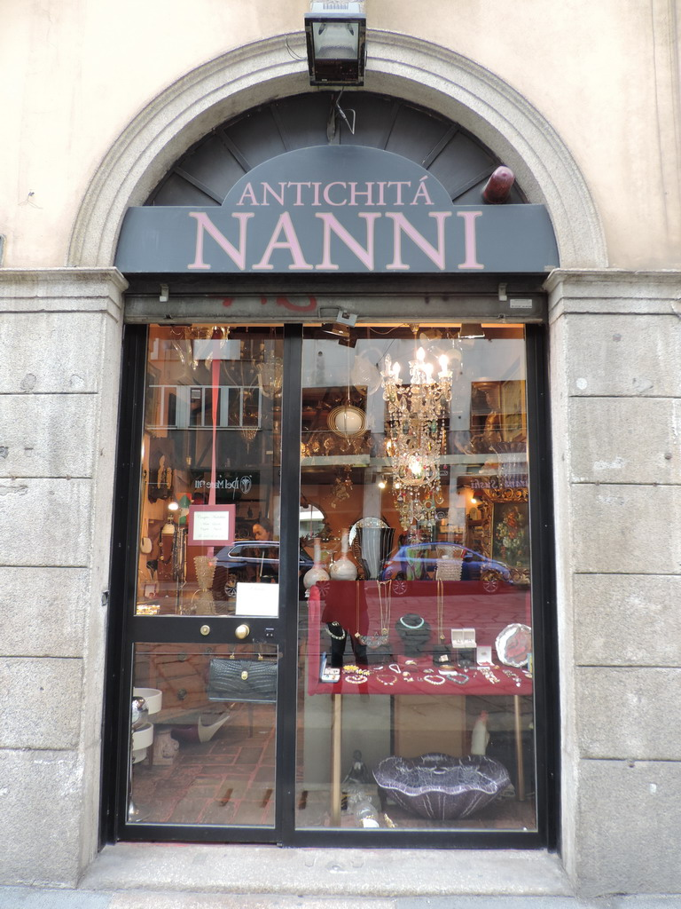 Antichità Nanni Milano antiquario