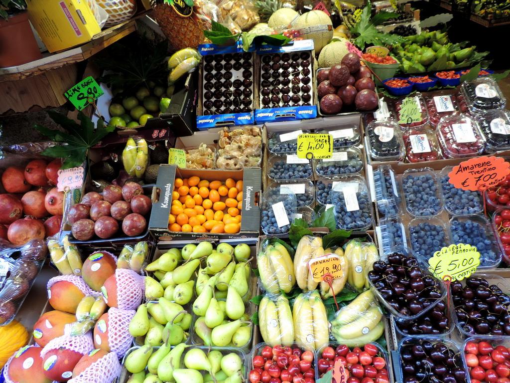 Frutteto Galantino frutta verdura primizie