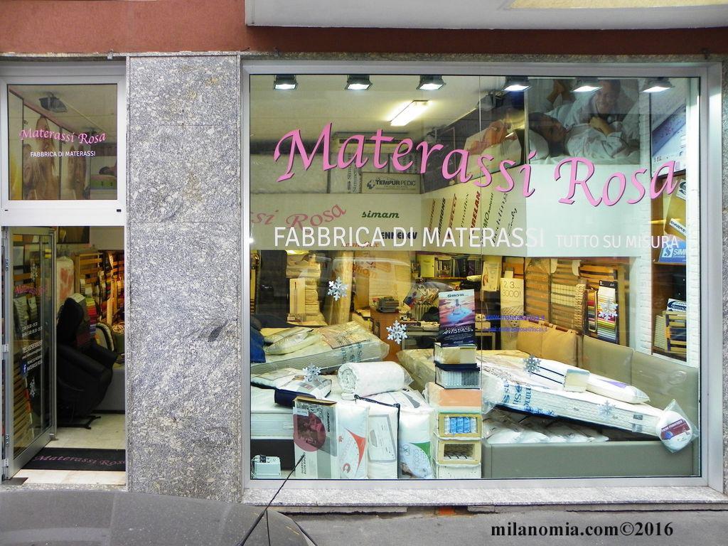 MATERASSI ROSA Letti Divani Milano - MilanoMia.com
