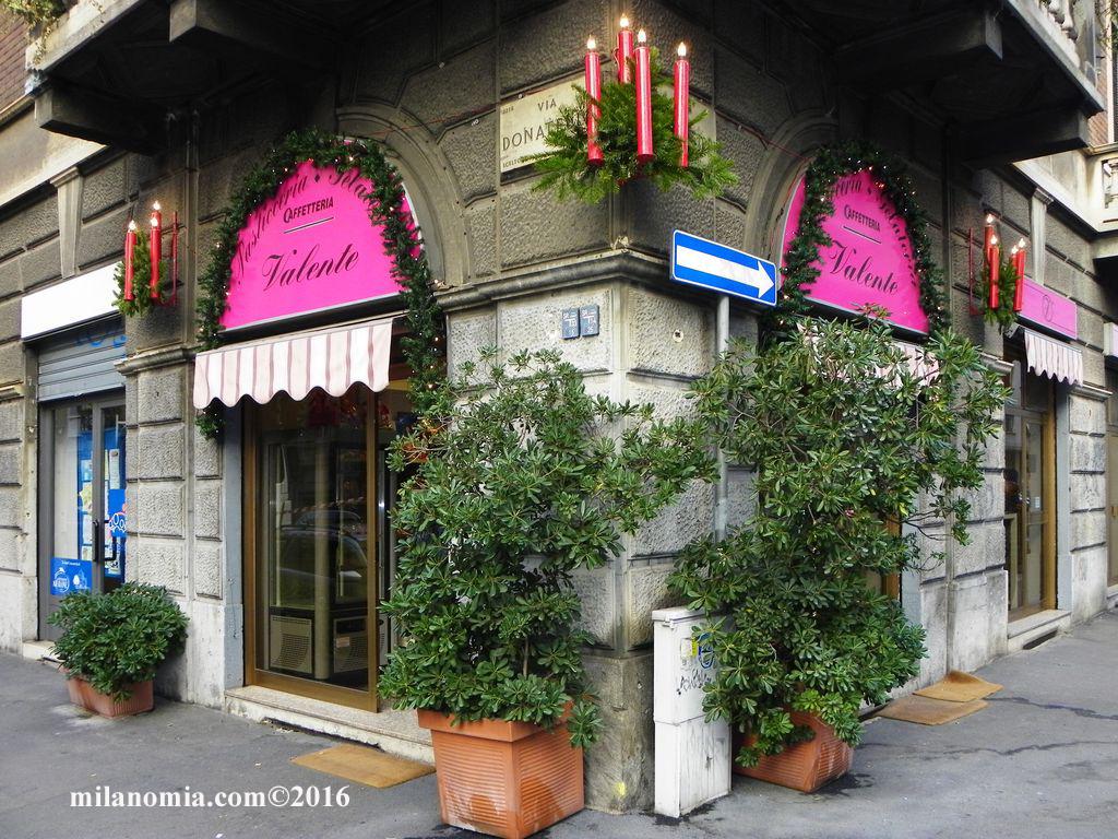 Pasticceria Valente via donatello Milano_002