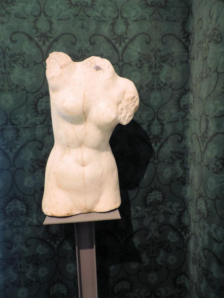 Turchet Antiquariato Milano busto
