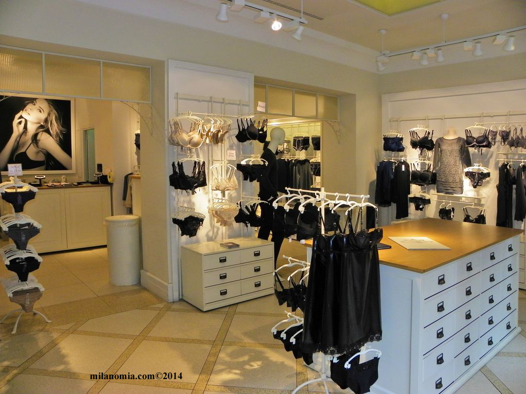 Intimissimi biancheria intima uomo donna milano for Design shop de