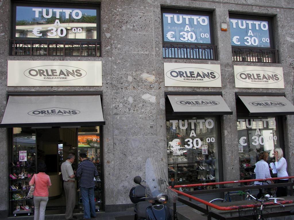 best authentic 084e4 45d01 ORLEANS CALZATURE a MILANO - MilanoMia.com