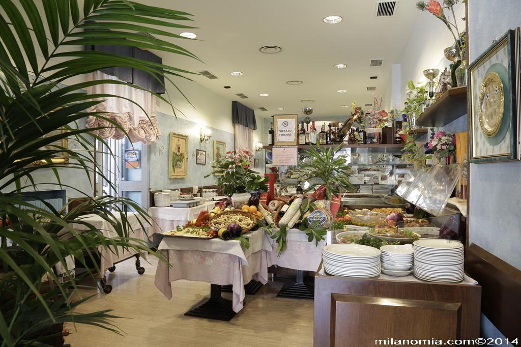 ristorante la pianta di affori milano