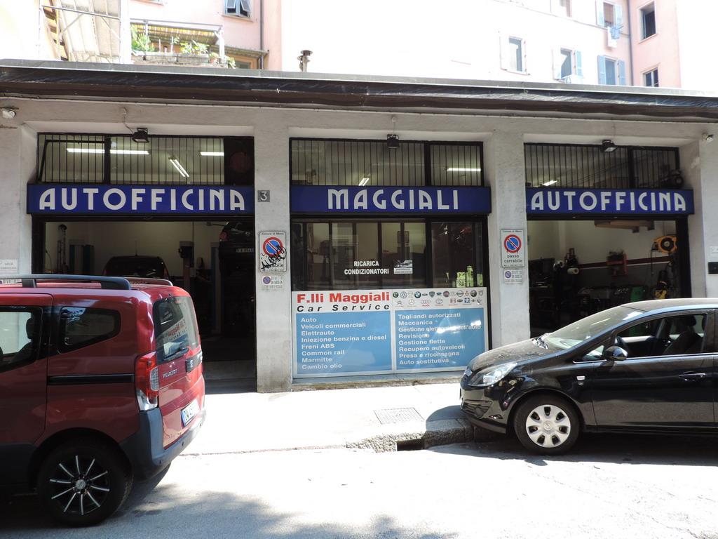 Autofficina Maggiali zona Porta Genova