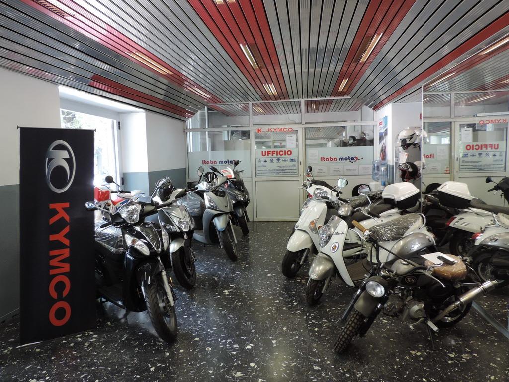 Itaba Moto vendita moto nuove e usate