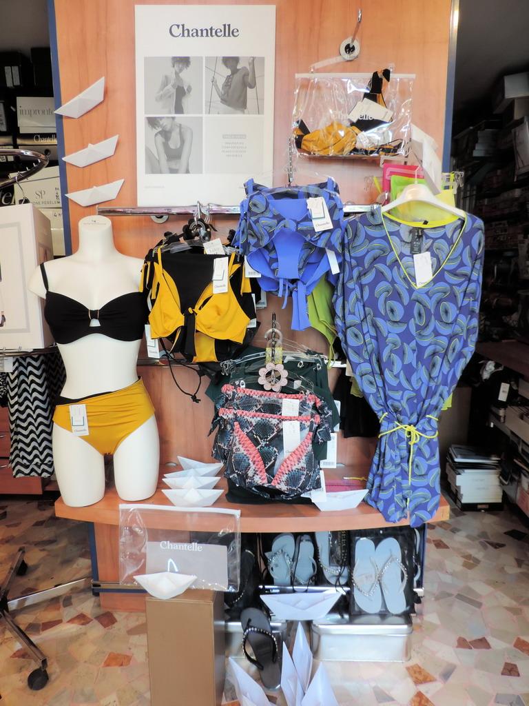 La Merceria della Piazza lingerie intimo costumi mare
