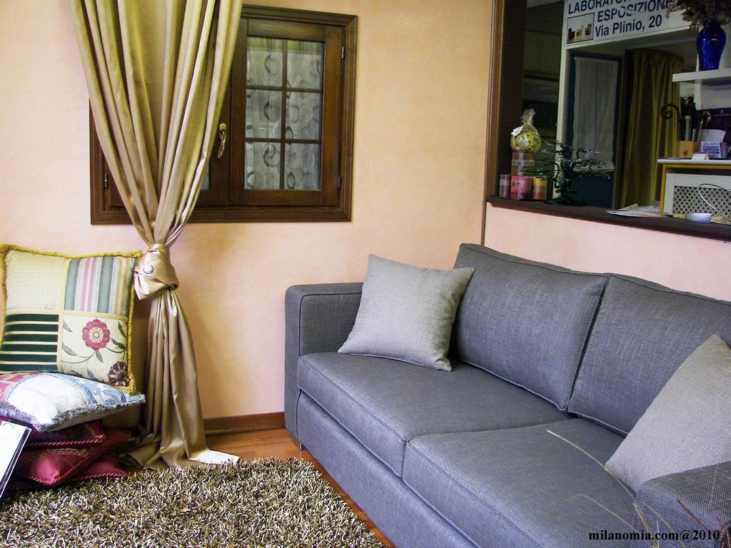BILATO HOME Tappezziere in Stoffa 08