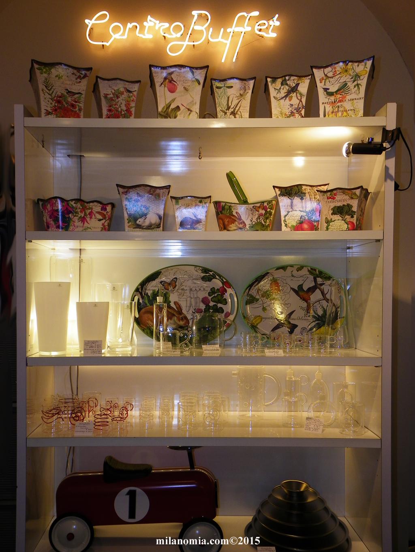Controbuffet oggetti casa arredamento milano for Oggetti arredamento