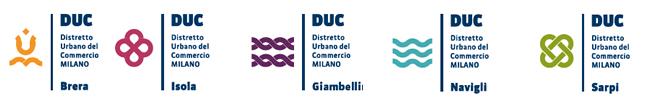 Distretti urbani del Commercio a Milano