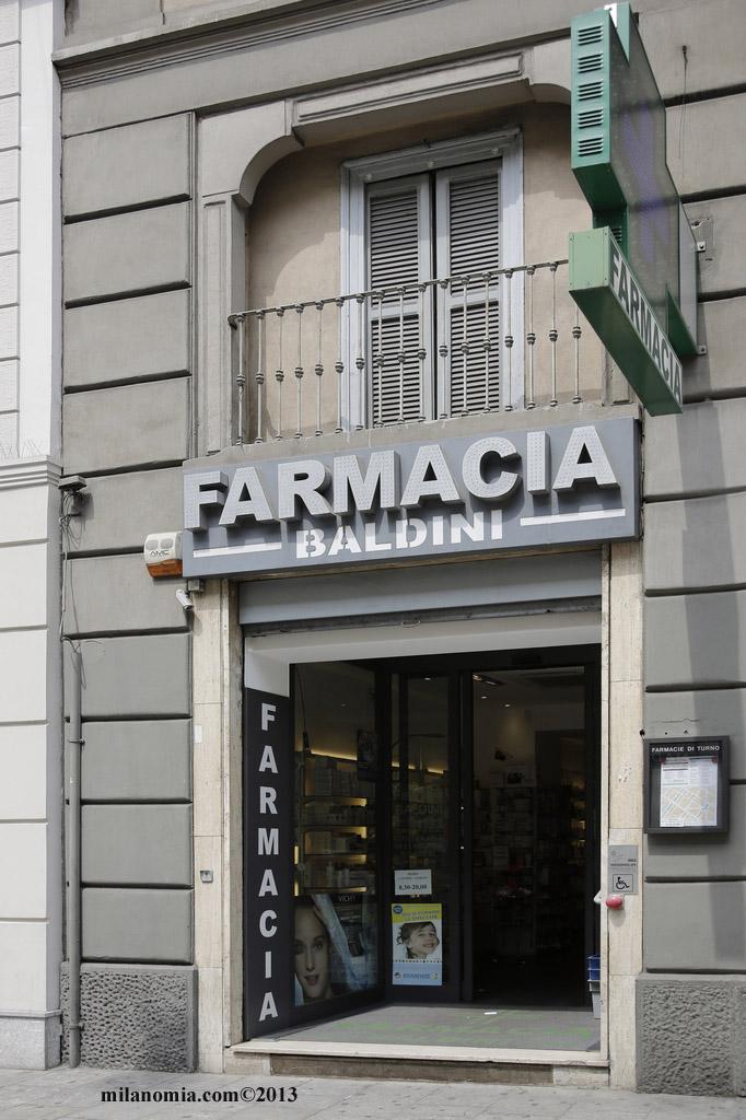 FARMACIA BALDINI 01