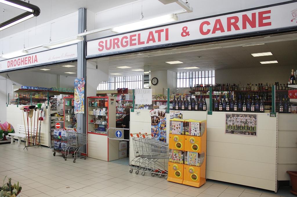Mercato Comunale Coperto Ca' Granda Milano