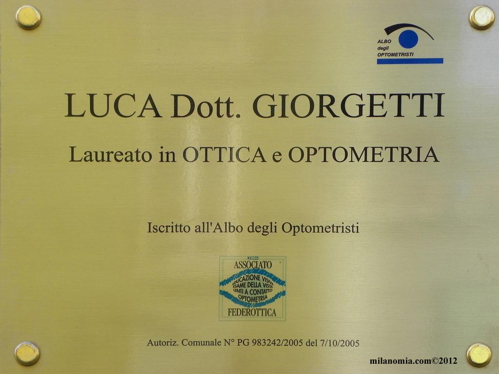 OTTICA GIORGETTI 02