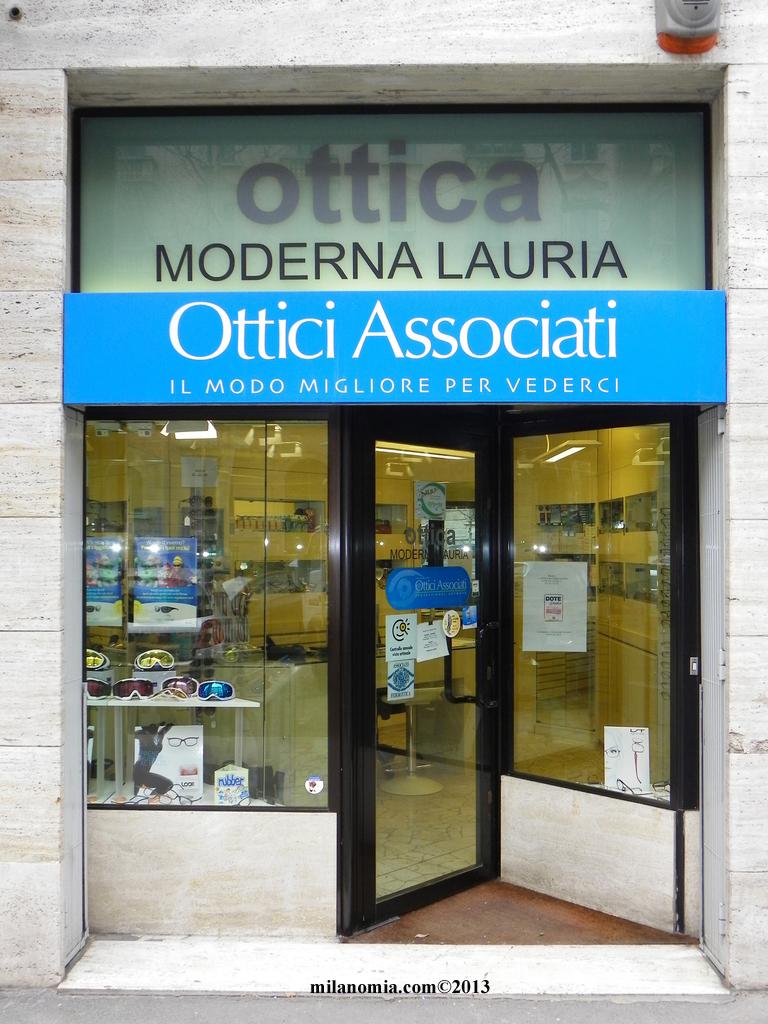 OTTICA MODERNA LAURIA logo