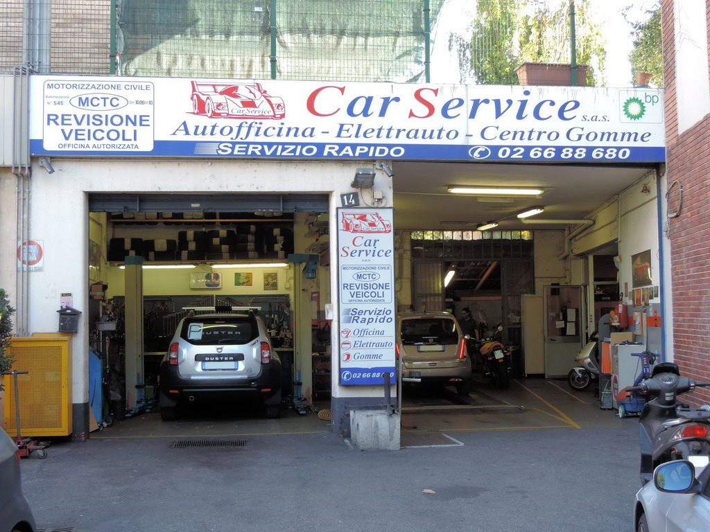 Car Service Autofficina Revisioni Milano