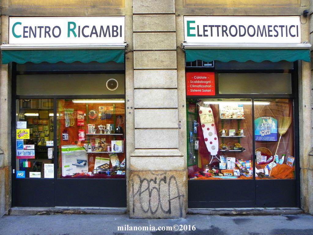 C r e vendita ricambi elettrodomestici milano for Regalo elettrodomestici milano