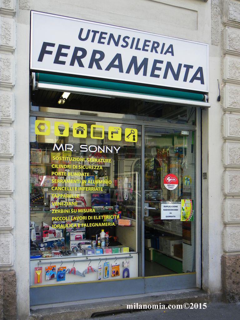 MR SONNY FERRAMENTA MILANO