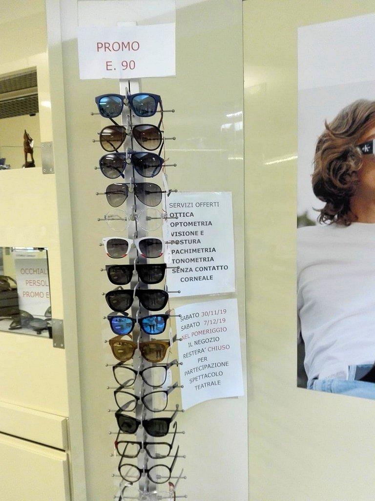 Ottica Moderna Lauria Milano occhiali offerta