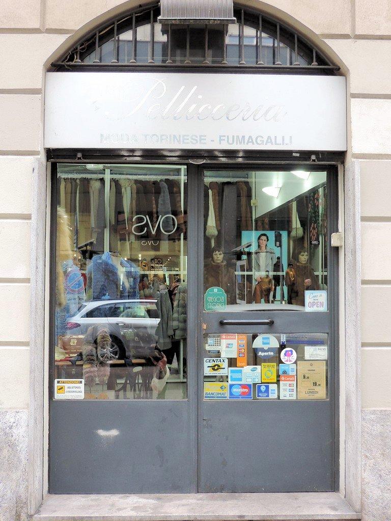 Pellicceria Moda Torinese Milano Corso Garibaldi