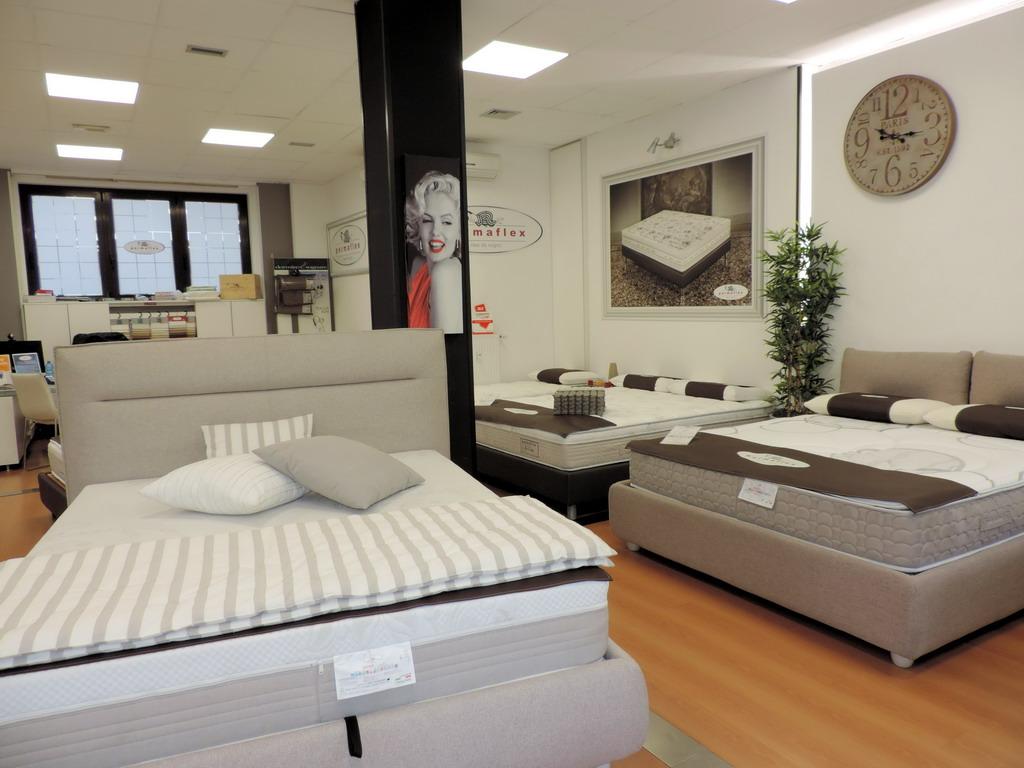 Permaflex Milano Dormire è Sognare materassi reti letti
