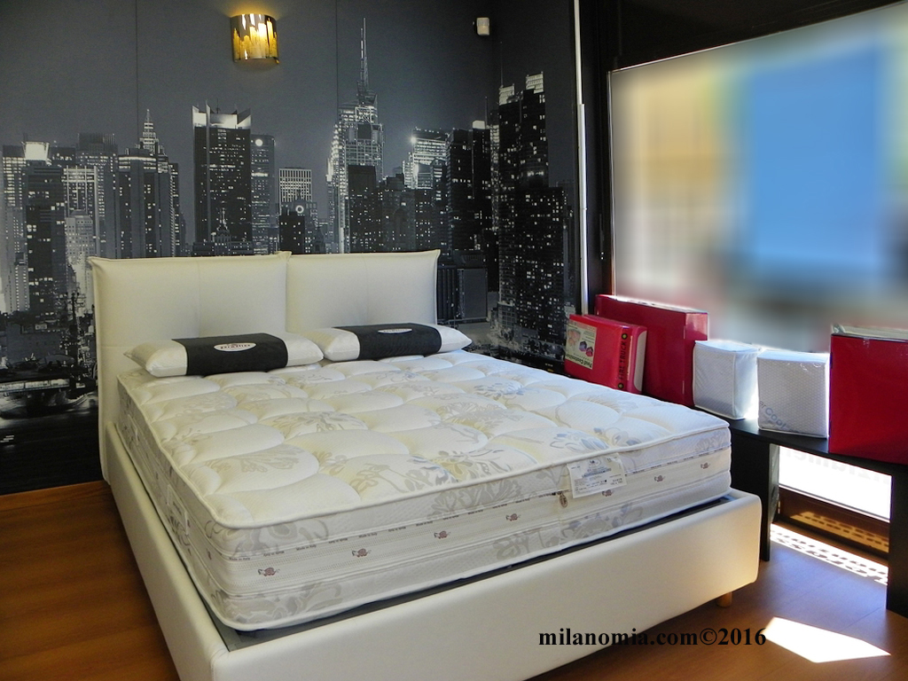 Awesome Outlet Materassi Milano Ideas - Amazing House Design ...