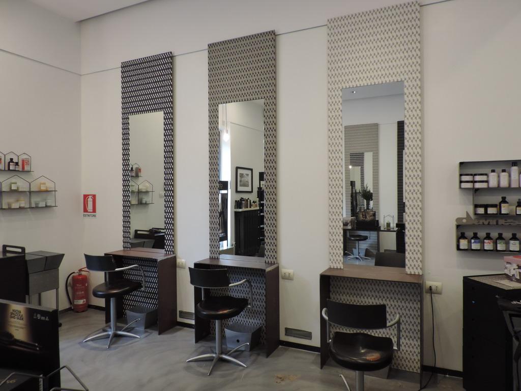 Spy Hair parrucchiere uomo donna Milano