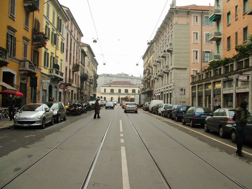 Stunning Via Vigevano Milano Photos - Modern Home Design - orangetech.us