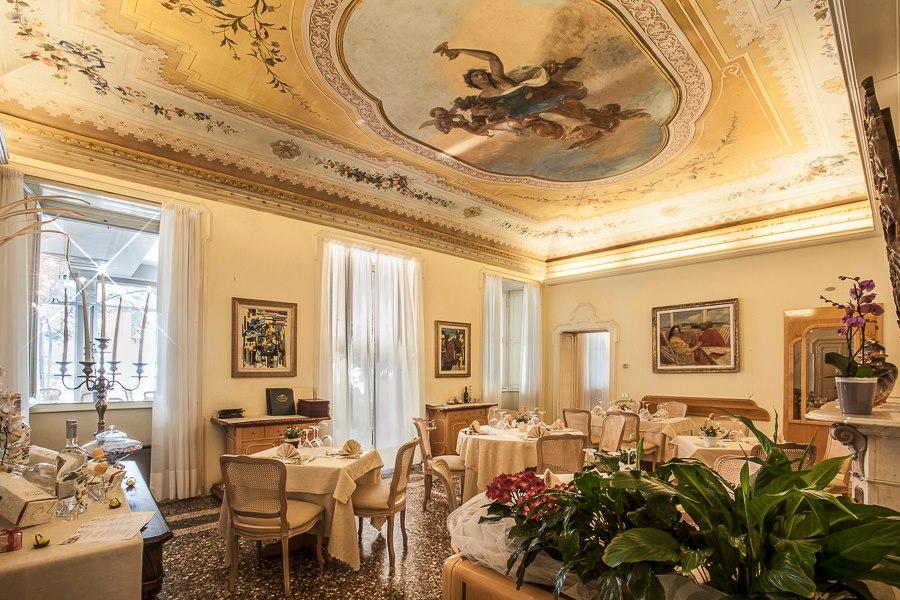 HOTEL Villa Giulia - RISTORANTE Al Terrazzo 02