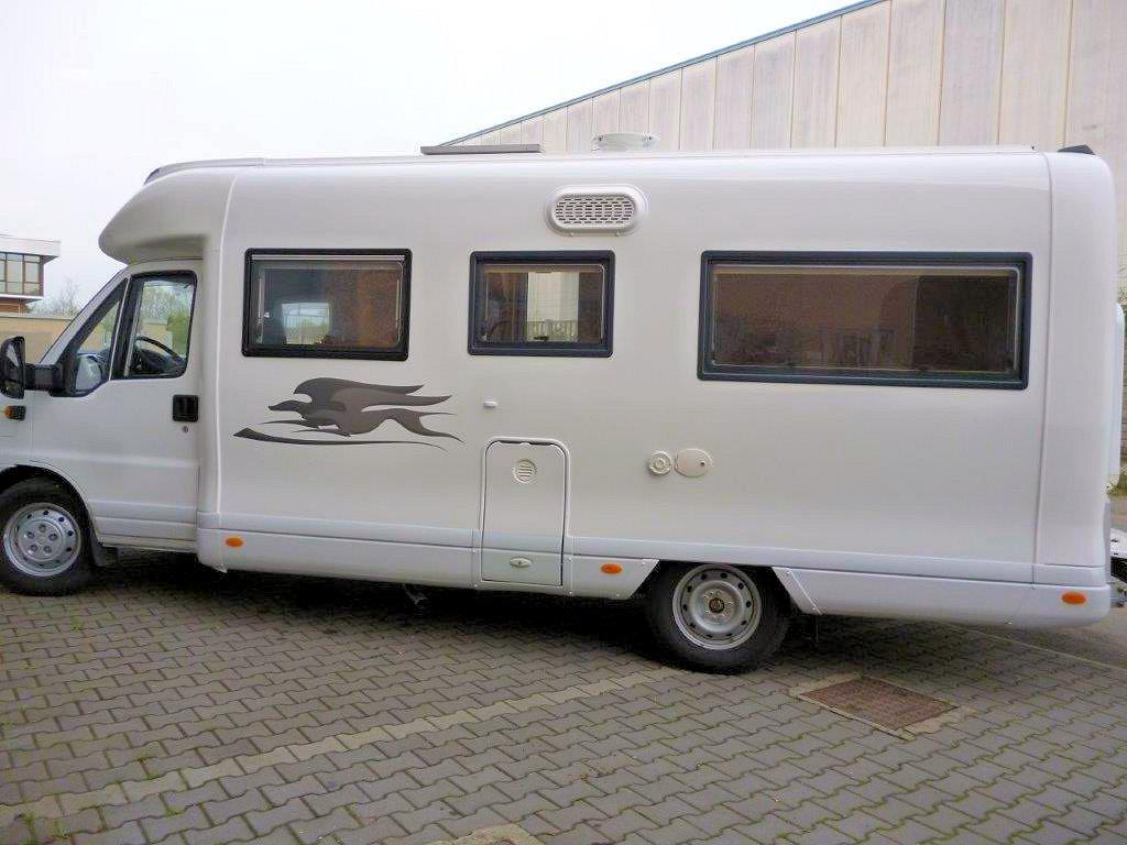 Ghiro Camper riparazioni Camper Caravan