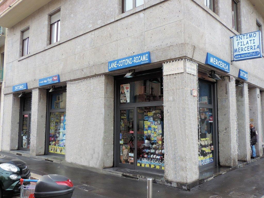 Nera Toffoli Merceria Milano