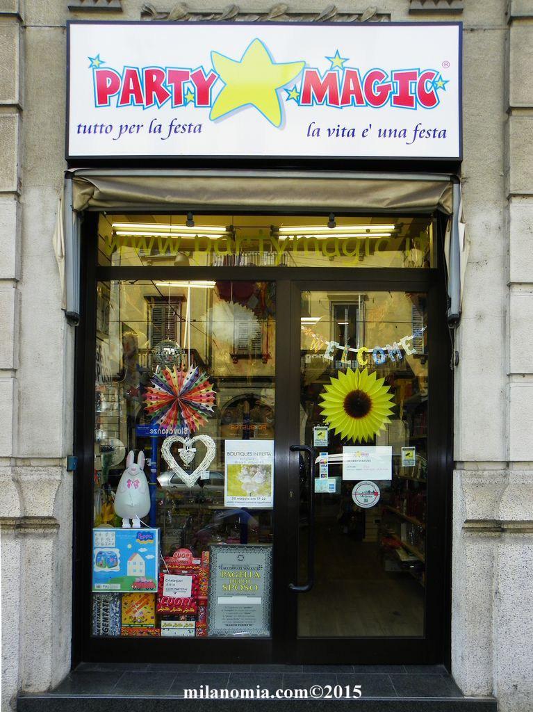 Party Magic Milano articoli per le feste