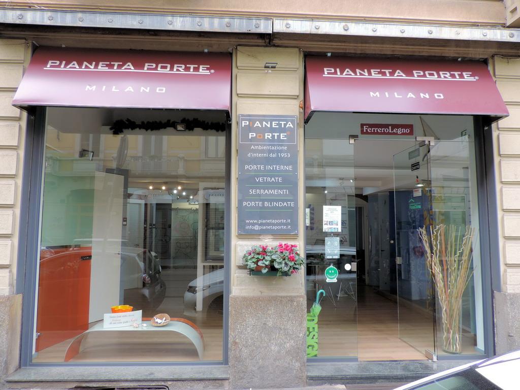 Pianeta Porte Interne Blindate Infissi Milano - MilanoMia.com