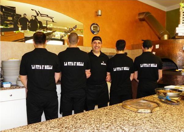 Pizzeria Da Giuliano Via Stephenson 2 Milano