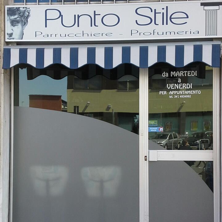 PUNTO STILE Parrucchiere Profumeria Milano logo