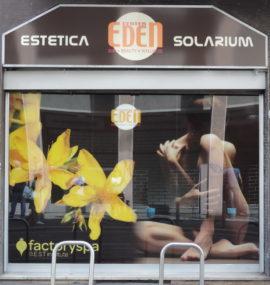 Eden Center centro estetico benessere solarium via ripamonti Milano