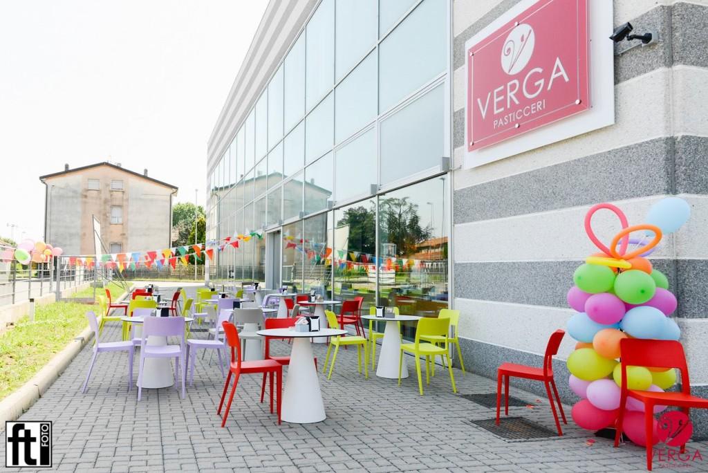 Pasticceria Verga logo