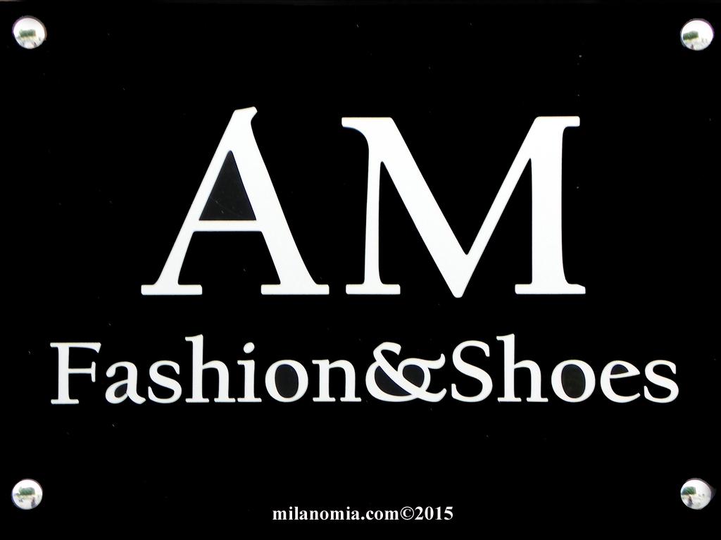 AM Fashion&Shoes Calzature Bijoux Milano 01