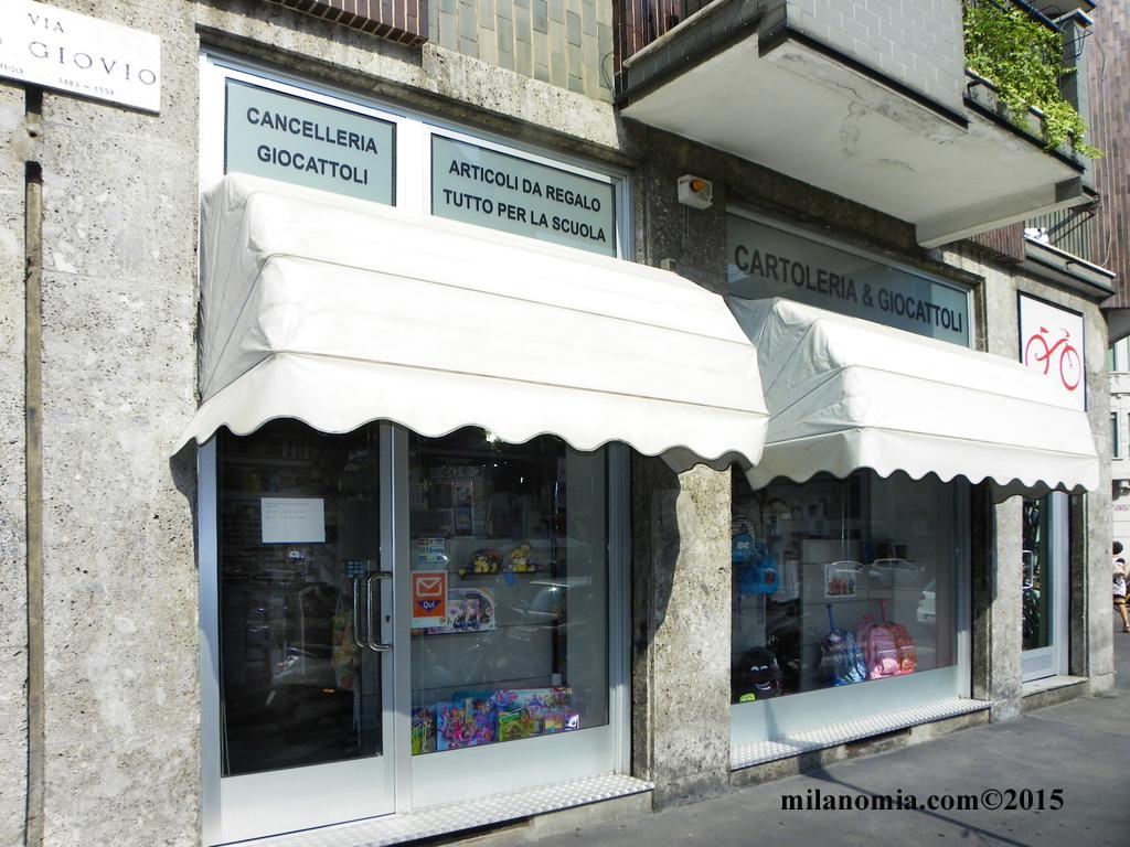 Cartoleria Uslenghi Patrizia Uslenghi Milano - MilanoMia logo