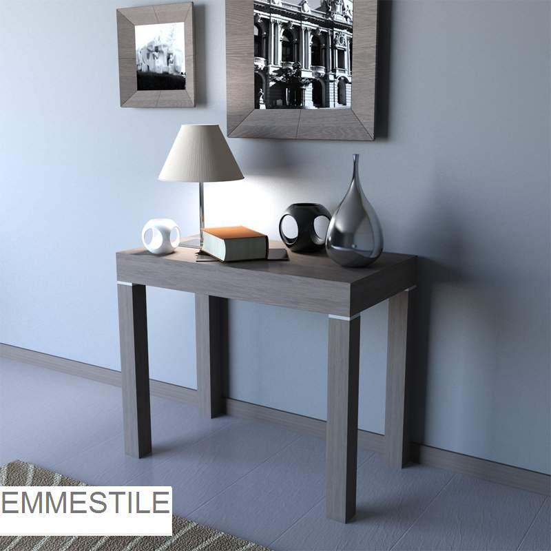 Emmestile tavoli consolle allungabili milano for Web mobili outlet