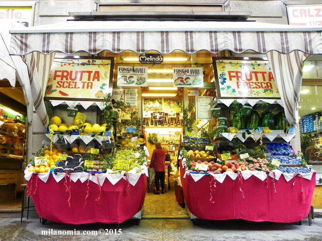 La Bottega di Paolo Sarpi Frutta Verdura Milano 09